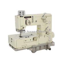 Máquina de costura para picotting e fagotting