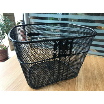 Heavy Duty Front Steel Wire Bicycle Basket