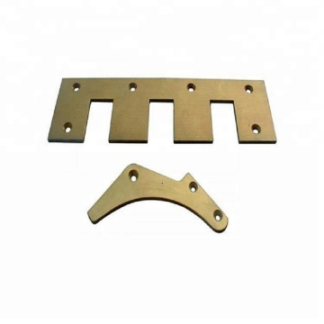 Custom copper stamping components