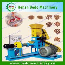 BD-GP80 300-350kg / h 24 horas farinha de peixe flutuante / máquina de fabricação de ração de aves de ração de alimentação