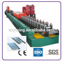 Pass CE and ISO YTSING-YD-1224 Aluminum PU Foam Shutter Slat Forming Machine