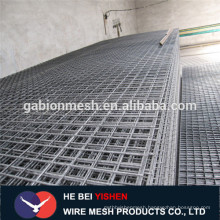 Hot sale 2x2 galvanized welded wire mesh for fence panel alibaba china