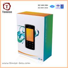Caixa de embalagem de cartão para telefone inteligente