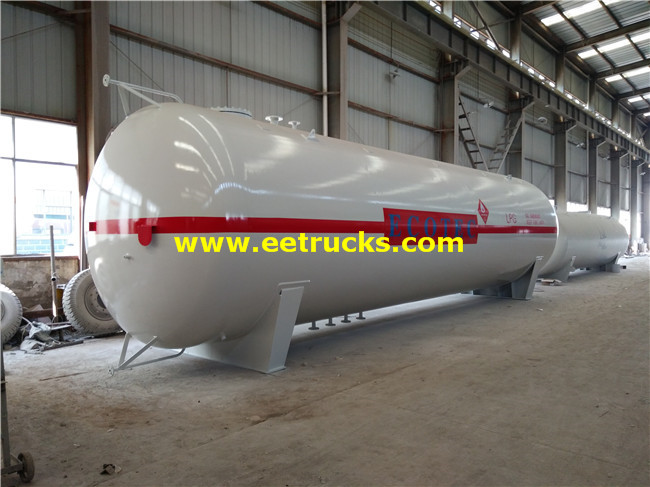 LPG Gas Storage Vessels