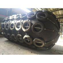 with chain  tyre net for ship protection ccs certificate yokohama pneumatic fender