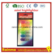 Assorted Farben ungiftig Tinte Mini Duft Textmarker