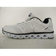 2016 New White Mesh Breathable Light Running Shoes for Men