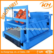 Oilfield solid control system drilling fluid shale shaker