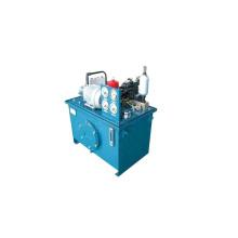 hydraulic brake control system for mining hoist