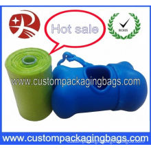 Biodegradable Corn Starch Dog Poop Bags For Supermarkets / Shops / Home And Store