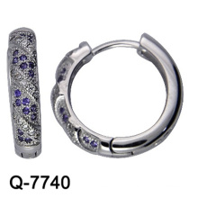 Новая модель медь ювелирные изделия серьги с конкурентоспособной ценой фабрики