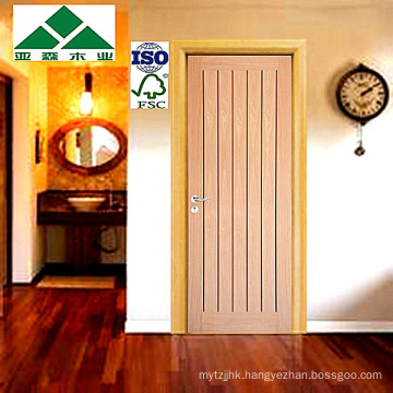 Hot Sale Plank/Cheshire White Oak Door