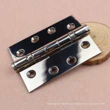 Bisagras de puerta de madera del acero inoxidable de los proveedores de China con 2 rodamientos