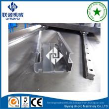 Wuxi Stadt UNOVO Gondel Panel Lagergestell / Säule / aufrecht / Säule Rollenformmaschine