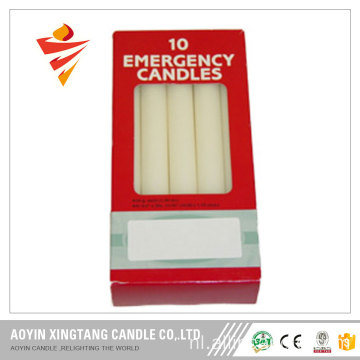 18g White Candles Sudan Market Candles