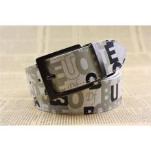 Printing leisure/fashion pu leather belts