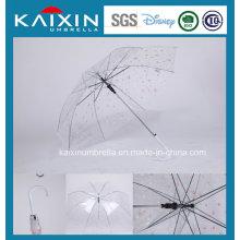 Pare-paquet promotionnel Auto Open Transparent Rain