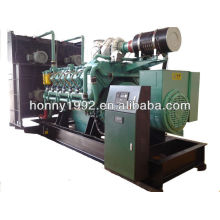 Honny Power Mixed Natural Gas Diesel Cogenerator