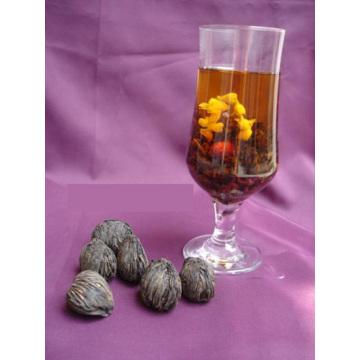 Golden Shell (Artistic Tea,Blooming Tea,Artificial Tea)