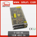 100W 48V 2A Factory Outlet Switching Power Supply S-100-48