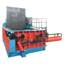 Scrap Metal Horizontal Compactor Aluminum Iron Compactor