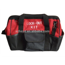 Approve CE Resistant impact,corrosion,heat ABS plastic professional keyed to master&alike safety lockout tagout osha