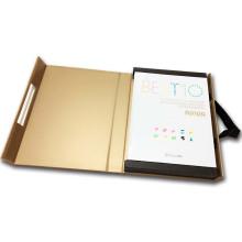 Hardcover Customized Design Álbum em madeira Impressão de livros de fotos