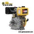 Zh178f Air-Cooled4-Stroke Ohv Double Cylinder Recoil/Electric Diesel Engine