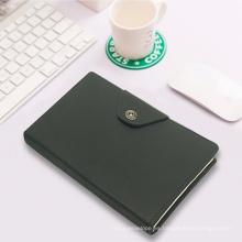 Cuadernos personalizados / Cuadernos personalizados / Cuaderno de cuero PU