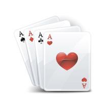 Cartão De Jogo, Jogos De Cartas, Cartão De Poker