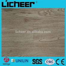 formaldehyde-free vinyl flooring/living room tiles/valinge 5G/embossed surface vinyl planks