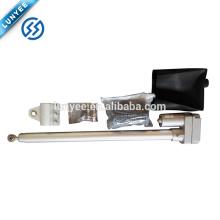 24В 6000 Н 24 дюймов инсульт линейный привод постоянного тока с водонепроницаемый загрузки