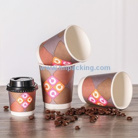 4oz Double Wall Paper Cups