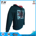 OEM Fashion Custom Polar Fleece Sublimation Hoody Sweatshirt