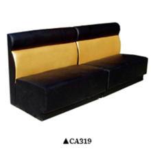 Sofa en cuir de chaise / restaurant de salle à manger avec la haute qualité / ensemble dinant