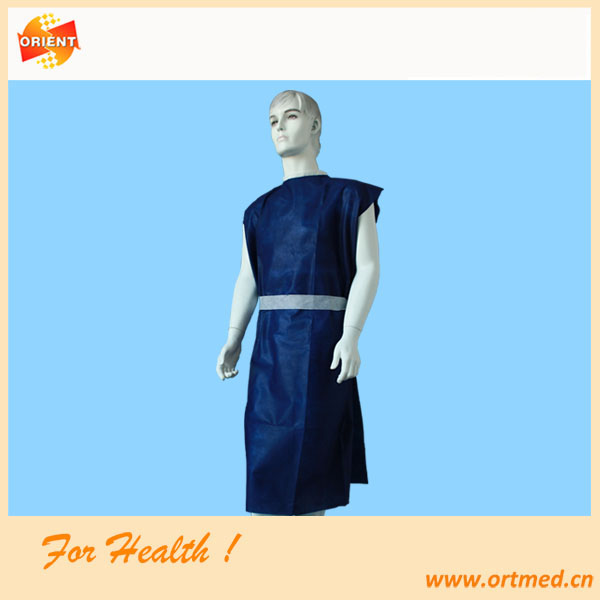 High quality disposable sterile hospital scrubs