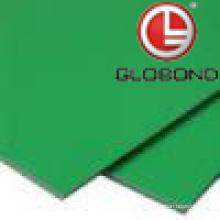 GLOBOND FR Panel compuesto de aluminio ignífugo (PE-351 verde)