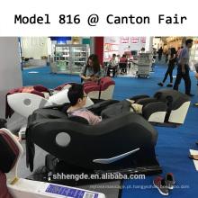 vídeo NOVO 3D gravidade zero cadeira de massagem L-track