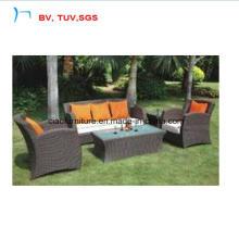 Foshan Sofa Set Furniture Leisure Rattan Sofa for Patio (2700)