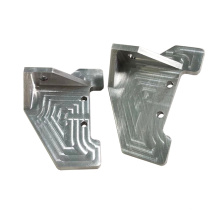 Hot sale new arrivals factory custom precision machining aluminum cnc milling bracket