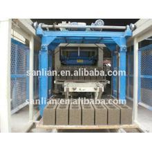 Máquina de fabricação de blocos de cimento QT6