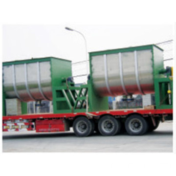 Plough Chopper Design Mixer for Dry Mortar Industry