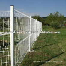 GL design welded mesh fencing systems