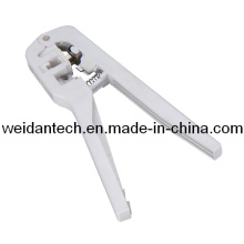 Plastical Handle Network Crimping Tools for Telephone Cable (WD6C-007)