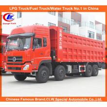Heavy Duty Dongfeng 40ton caminhão basculante / caminhão basculante com Cummins Engine