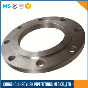 10 Years for Weld Neck Flange ASME SA182 Large Diameter Slip On Flange export to France Suppliers