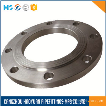 China Supplier for Asme Slip On Flange F11 Alloy Steel Slip on Flanges supply to Reunion Suppliers