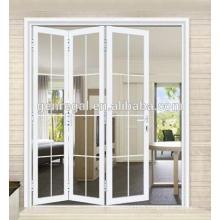 Portes pliantes intérieures en bois