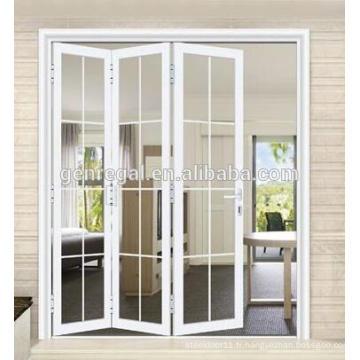 Portes intérieures pliantes de salon