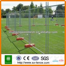 Clôture temporaire de sécurité CE & ISO9001 (fabriquée à Anping, Chine)